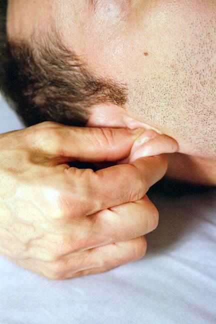11 CST tmj release ear pull