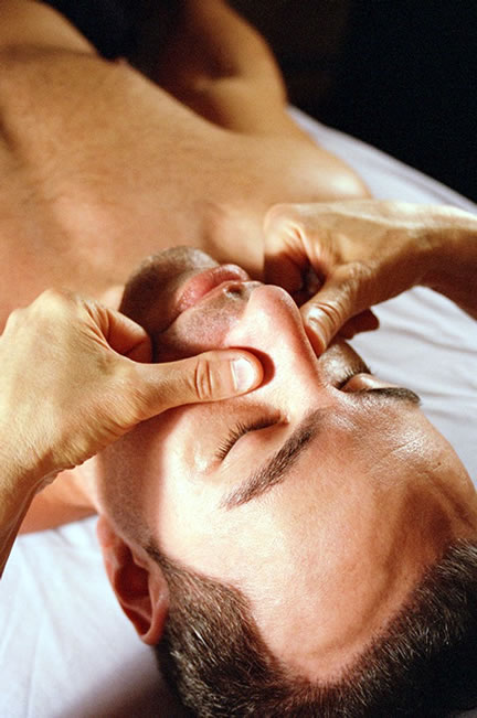 13 Sinus pressure points
