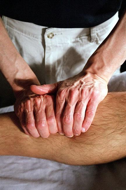 35 Tibealis posterior pressure